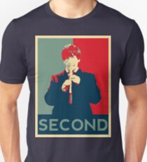 Second doctor - Fairey's style Unisex T-Shirt
