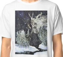 winter witch Classic T-Shirt