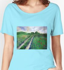 A road to somewhere Women's Relaxed Fit T-Shirt