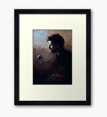 Llewyn Davis Framed Print