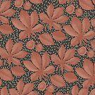 Red leaves by sarknoem