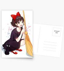 Kiki's delivery service Postcards