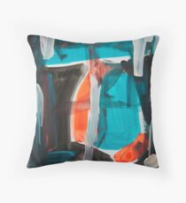 AP No.39 Throw Pillow