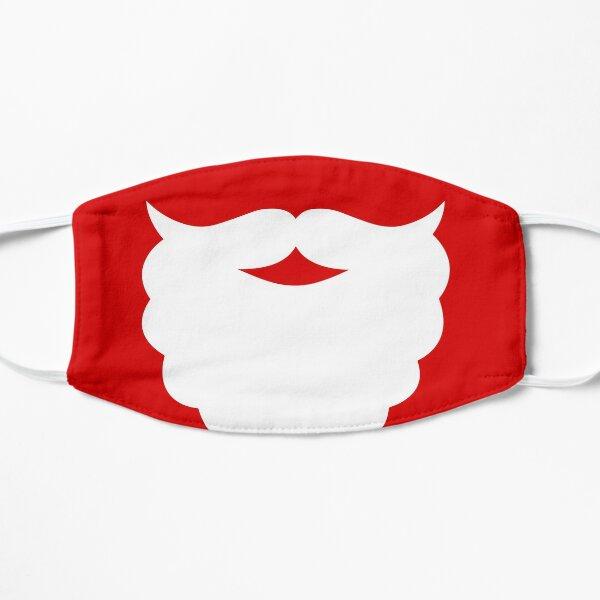 Christmas Santa Beard Flat Mask