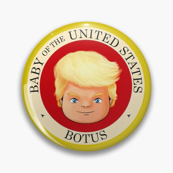 Republican Donald Trump Pin Pin
