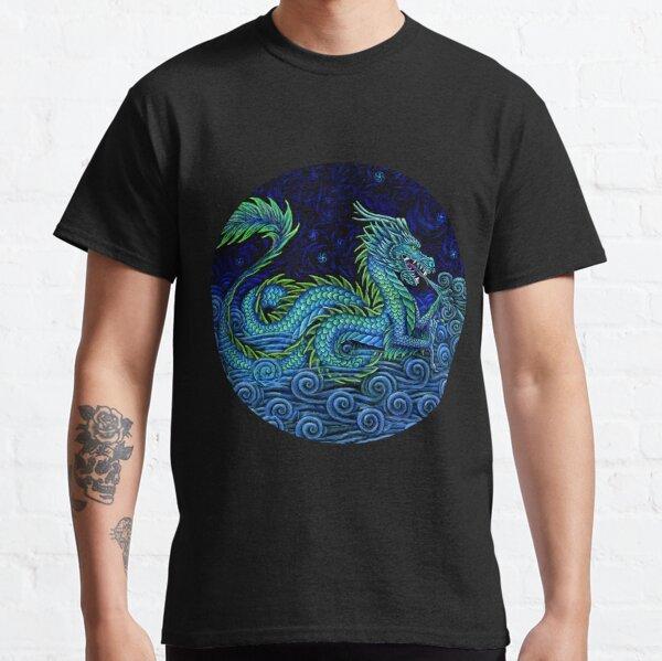 Chinese Azure Dragon Classic T-Shirt