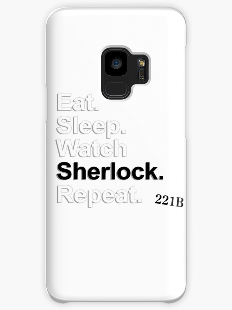 Eat, Sleep, Watch Sherlock, Repeat {FULL} by fandomss
