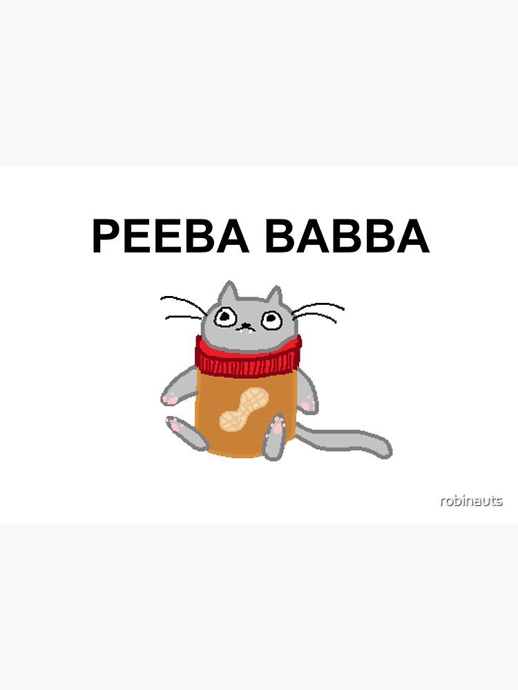 peeba babba by robinauts