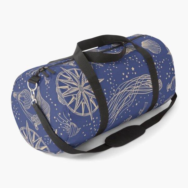 Ocean Meets Sky - Hardcase Duffle Bag