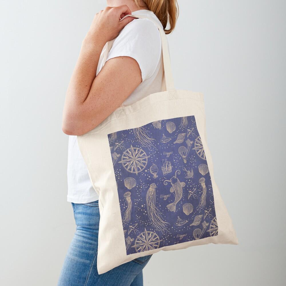 Ocean Meets Sky - Hardcase Tote Bag