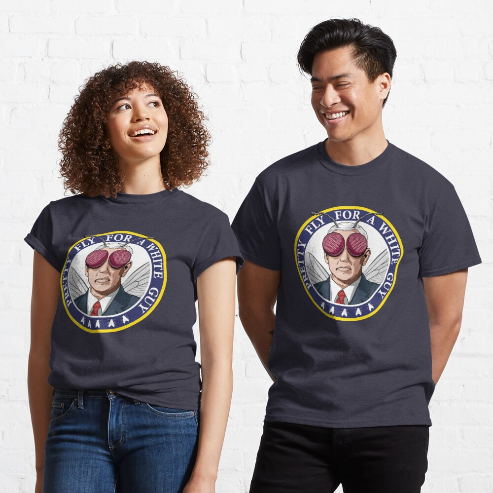 Pretty Fly For A White Guy Debate WTFBrahh Classic T-Shirt