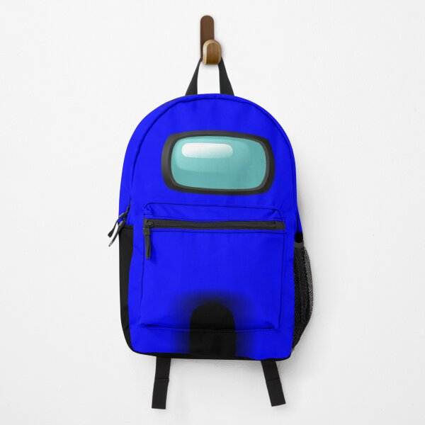 Copy of Video Gamer Blue Astronaut Character Backpack