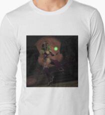 Blood Moon Sorceress Long Sleeve T-Shirt