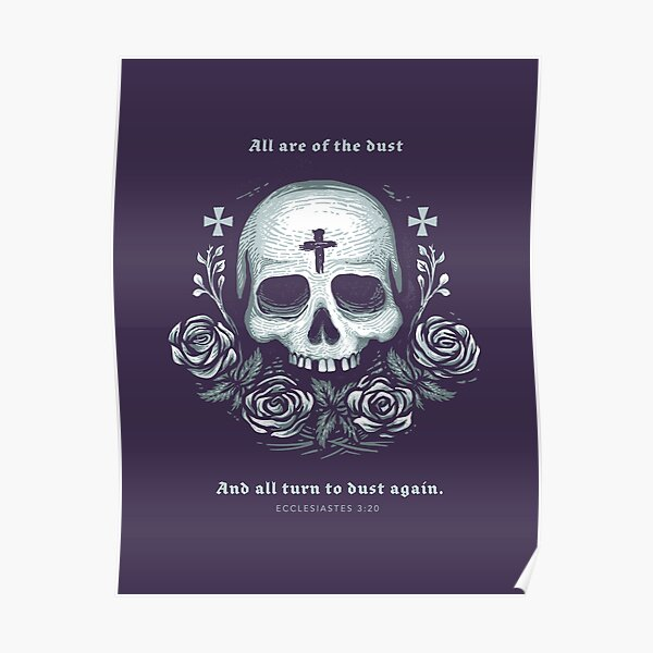 All Are Of Dust Poster