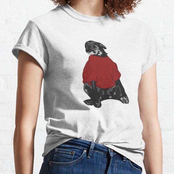 Dog in a Shirt Classic T-Shirt