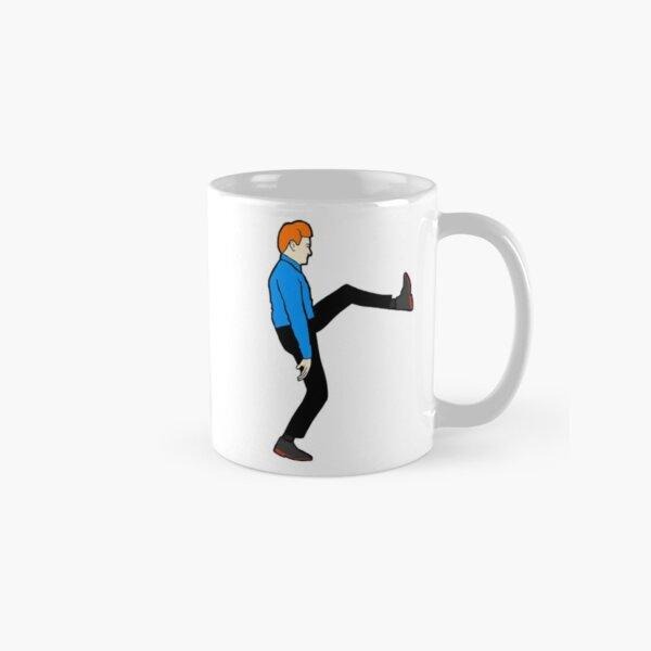 Conan's Silly Walk Classic Mug