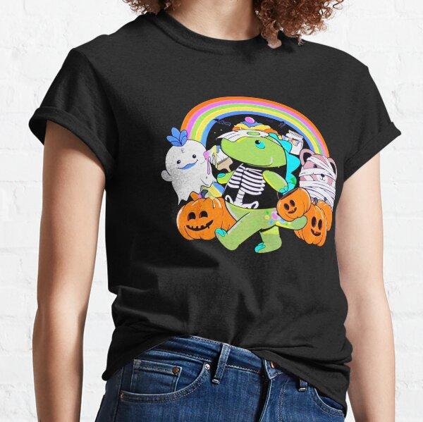 Moriah Elizabeth Pickle Treat Halloween Camiseta clásica
