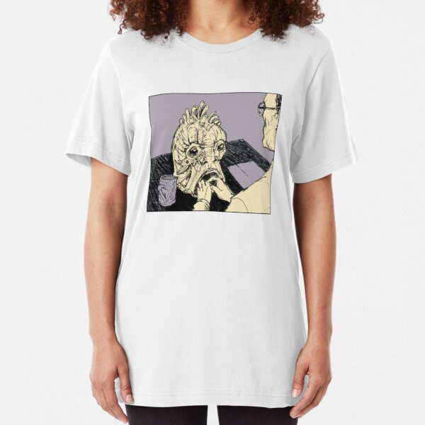 The Mugwump (Naked Lunch) Slim Fit T-Shirt
