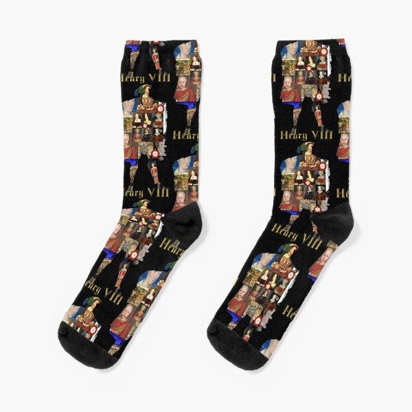 Henry VIII Socks