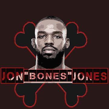 Jon Bones Jones UFC fighter by dno123