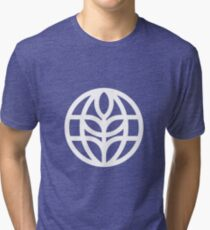 The Land Pavilion Classic Logo Tri-blend T-Shirt