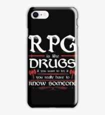 RPG - Roleplay Game iPhone Case/Skin