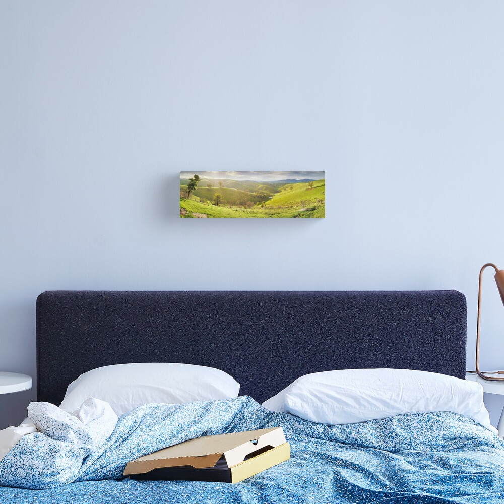 Buchan Valley Dawn, Victoria, Australia Canvas Print