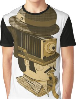 Cyclops photographer Graphic T-Shirt