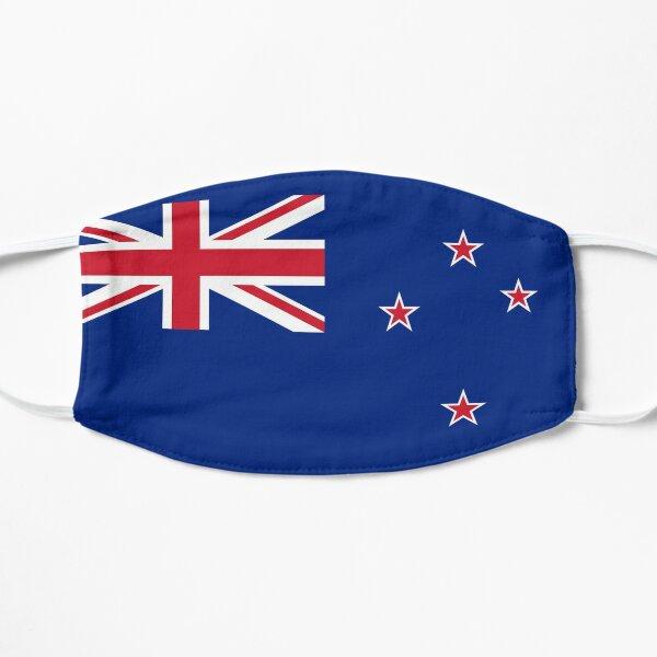 New Zealand Flag Duvet - Kiwi Bedspread Flat Mask
