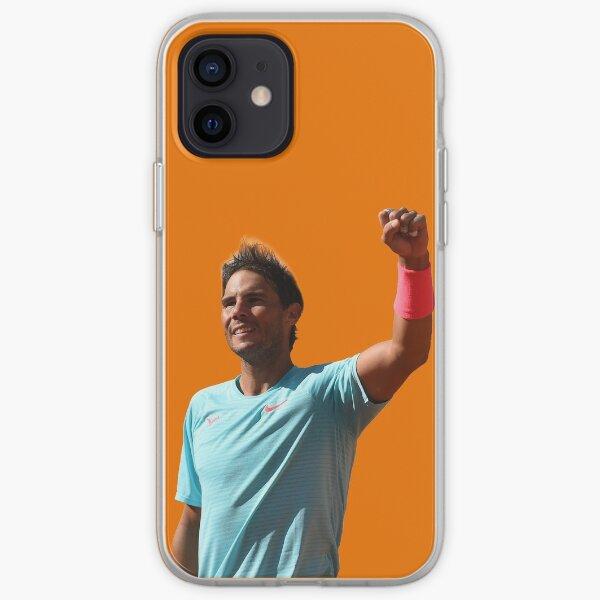 Nadal Roland Garros 2020 Coque souple iPhone