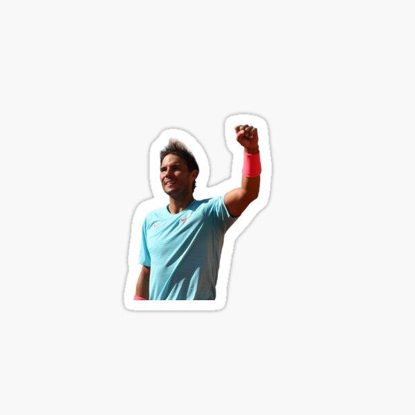 Nadal Roland Garros 2020 Sticker
