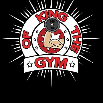 King Of The Gym by Tobytang2