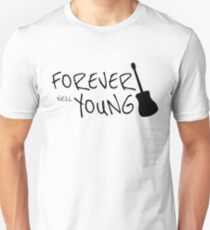 Forever Neil Young Rock Music Gift T-Shirt