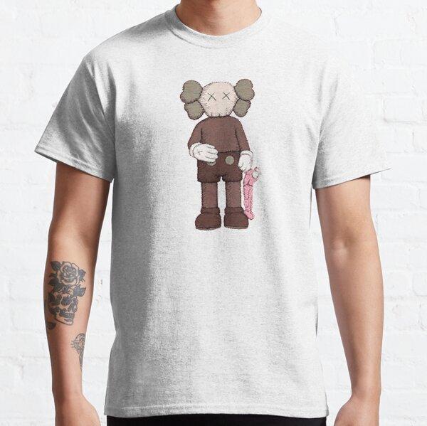 pequeño robo rosa Camiseta clásica