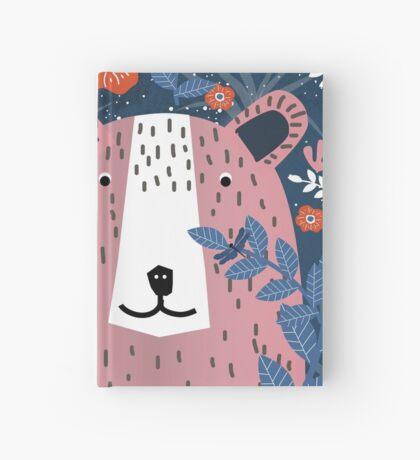 Bear Garden Hardcover Journal