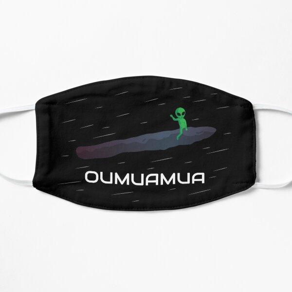 Oumuamua Alien Flat Mask