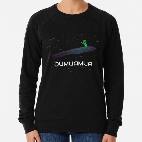Oumuamua Alien Lightweight Sweatshirt