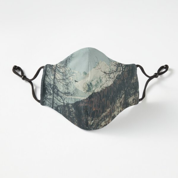 be in my dreams - Swiss Alps in Winter Fitted 3-Layer