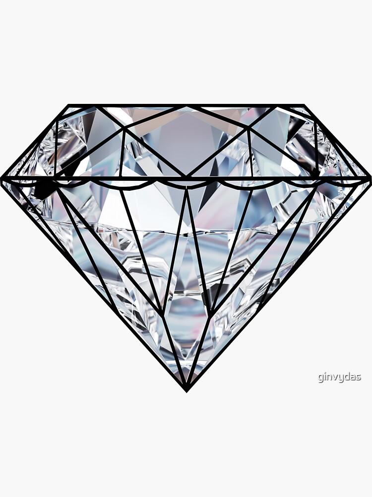 diamond  by ginvydas