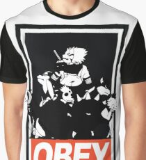 kakashi hatake Graphic T-Shirt