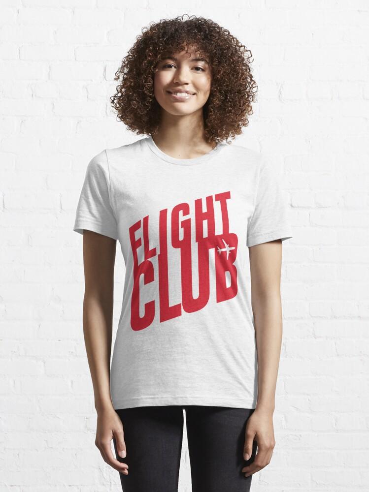Alternate view of Flight Club Essential T-Shirt