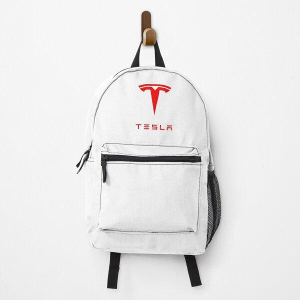 Tesla Logo (Red) Backpack