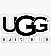 Ugg Australia Logo Sticker
