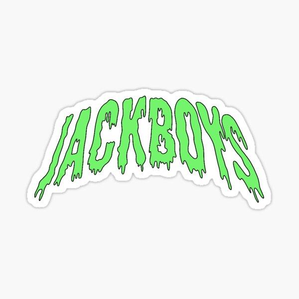 Autocollant JACKBOYS Sticker