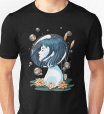 Breathing Underwater | Mermaid | Water | Fantasy Girl Slim Fit T-Shirt