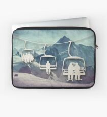 The Chair Lift Laptop Sleeve