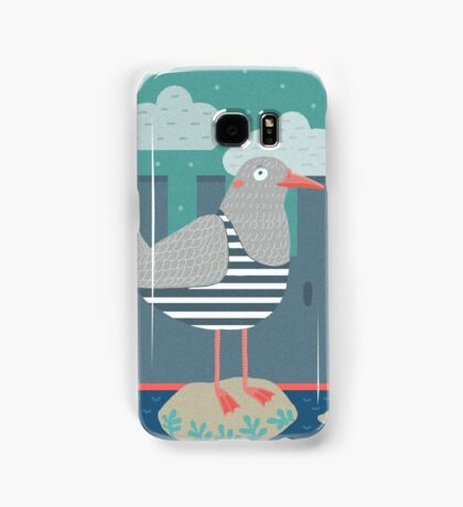 A seagull Samsung Galaxy Case/Skin
