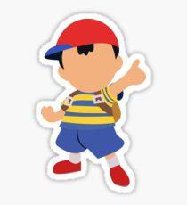 Ness Smash 4 Design Sticker