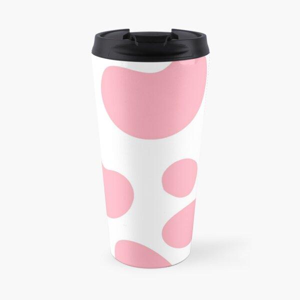 Strawberry Cow Travel Mug