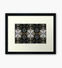 The Greylander Tapestries I Framed Print